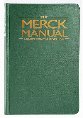 The Merck Manual of Diagnosis and Therapy By Porter, Robert S.